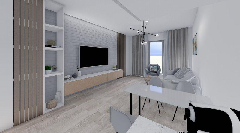 "Двустаен апартамент – комплекс "" Стенимахос """